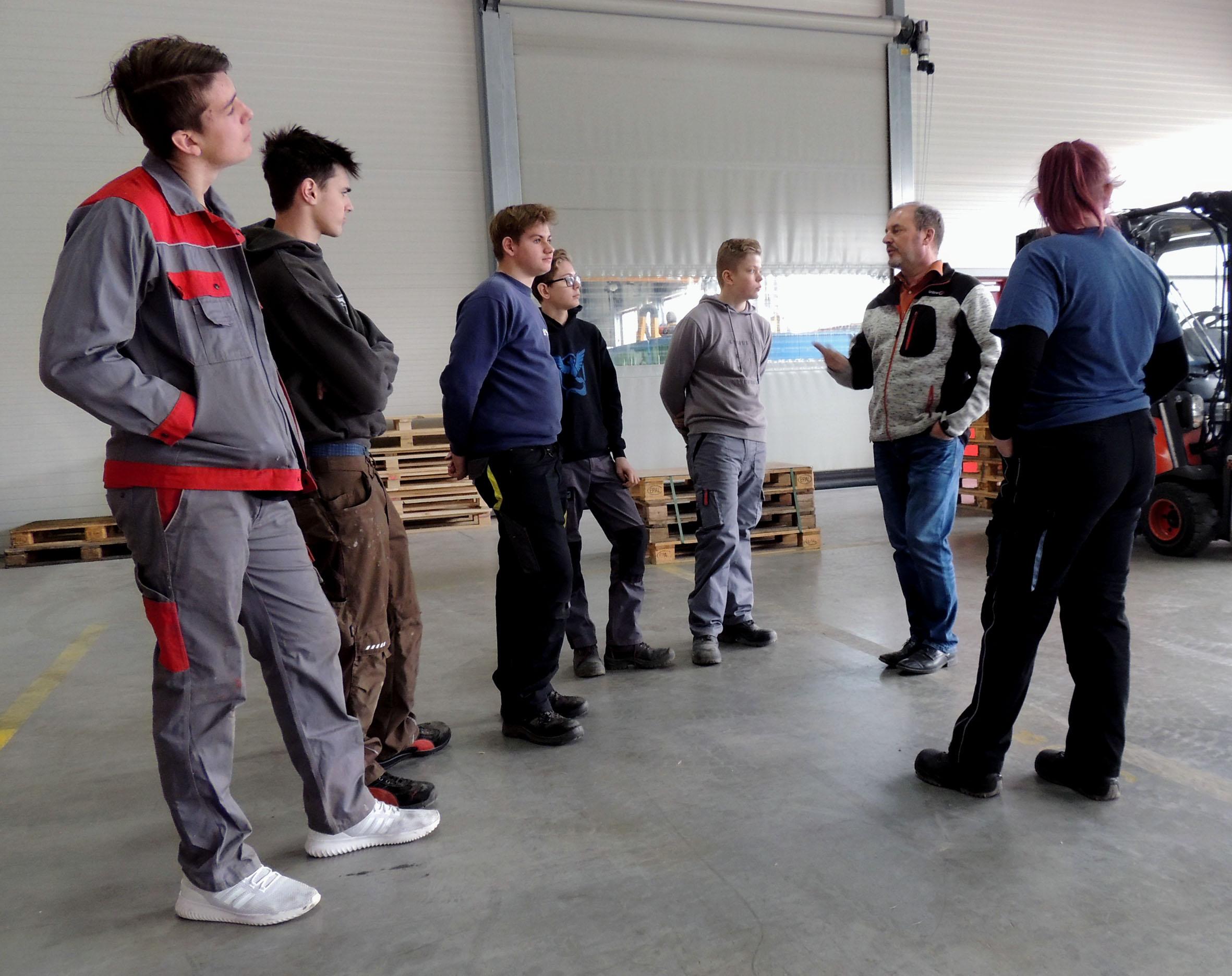 Stahlbau Grabner Praxistag 06